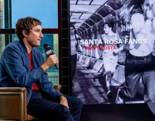 Matt Costa Sinks His Teeth In With Narrative Release of 'Santa Rosa Fangs'