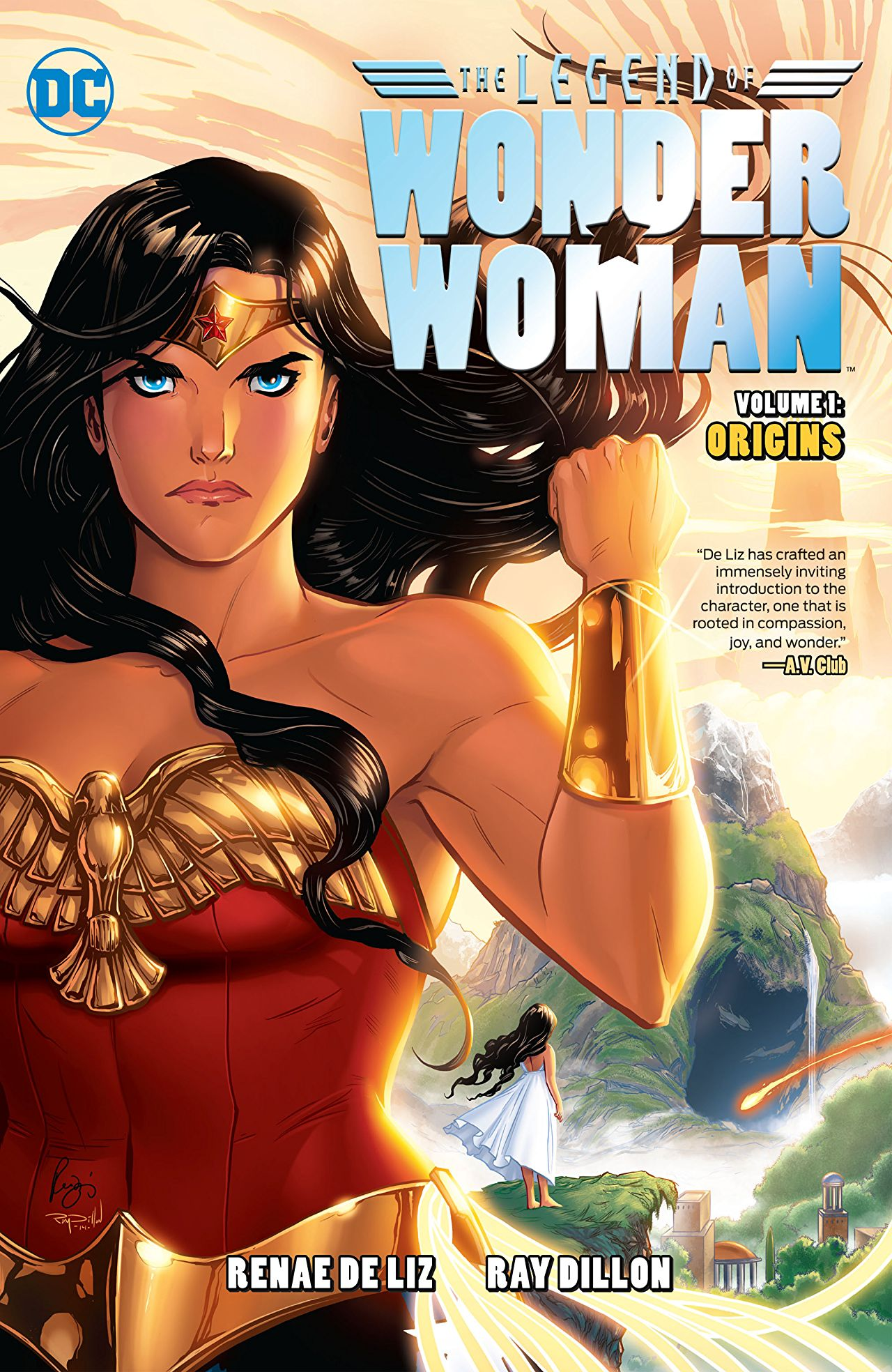 10. The Legend of Wonder Woman