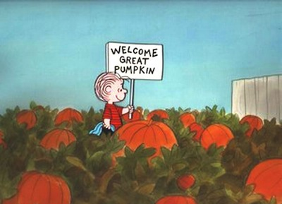 13. It's The Great Pumpkin Charlie Brown