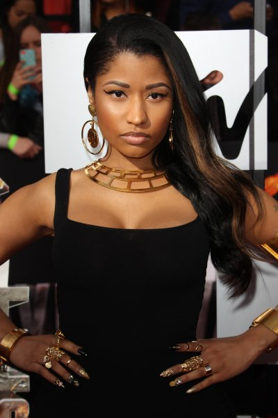 The 23rd Annual MTV Movie Awards at Nokia Theatre on April 13, 2014 in Los Angeles, California. Featuring: Nicki Minaj Where: Los Angeles, California, United States When: 14 Apr 2014 Credit: FayesVision/WENN.com