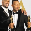 87th Annual Academy Awards - Press Room at The Dolby Theatre Featuring: Common, John Legend Where: Los Angeles, California, United States When: 22 Feb 2015 Credit: FayesVision/WENN.com