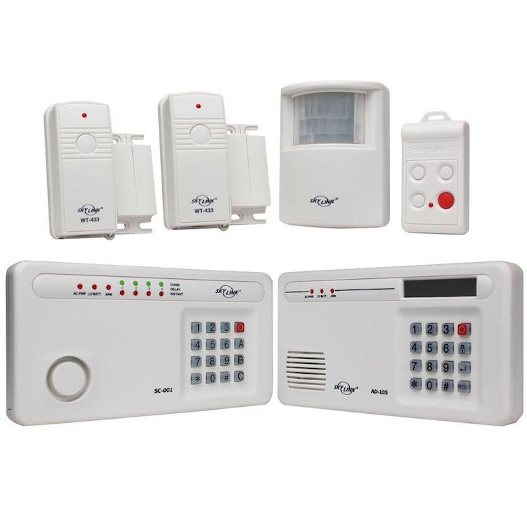 SkylinkNet Alarm Systems