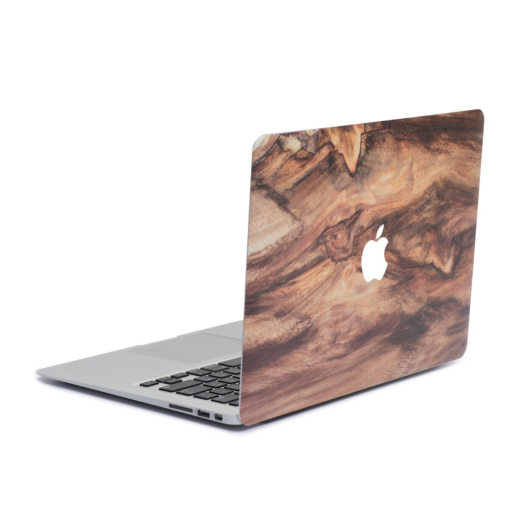 UniqFind, Wood MacBook Skin