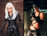 Halle Berry as Storm and Catwoman