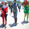 San Diego Comic-Con International - Day 4 - Costume Contest Featuring: Adrianne Curry Where: San Diego, California, United States When: 27 Jul 2014 Credit: Tony Forte/WENN