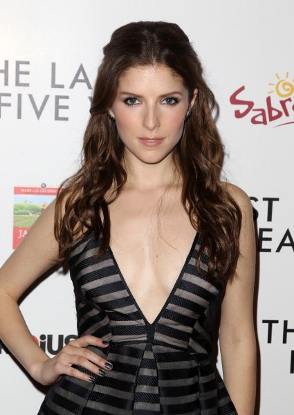 Los Angeles premiere of 'The Last Five Years' - Red Carpet Arrivals Featuring: Anna Kendrick Where: Los Angeles, California, United States When: 11 Feb 2015 Credit: FayesVision/WENN.com