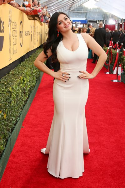 21st Annual Screen Actors Guild Awards Arrivals at The Shrine Auditorium - ArrivalsFeaturing: Ariel WinterWhere: Los Angeles, California, United StatesWhen: 25 Jan 2015Credit: Bridow/WENN.com