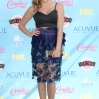 Actress Ashley Benson attends the Teen Choice Awards 2013 at Gibson Amphitheatre