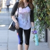 Ashley Greene heading to the gym Featuring: Ashley Greene Where: Los Angeles, California, United States When: 05 Mar 2015 Credit: WENN.com