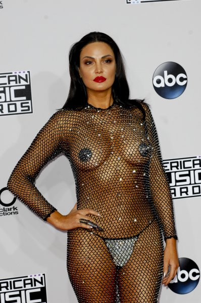 2014 American Music Awards Arrivals Featuring: Bleona Where: Los Angeles, California, United States When: 24 Nov 2014 Credit: Apega/WENN.com