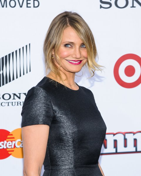 New York premiere of 'Annie' held at the Ziegfeld Theater - Arrivals Featuring: Cameron Diaz Where: New York City, New York, United States When: 07 Dec 2014 Credit: C.Smith/ WENN.com