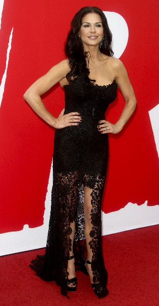 Los Angeles premiere of 'RED 2' held at the Village Theatre