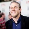 "Charlie Hunnam arrives for the ""Sons of Anarchy"" Season Five Premiere Screening at Westwood Village"