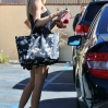 Charlotte McKinney at the Dancing with the Stars (DWTS) rehearsal studio for practice Featuring: Charlotte McKinney Where: Los Angeles, California, United States When: 04 Mar 2015 Credit: WENN.com