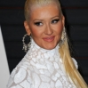 The 87th Annual Oscars - Vanity Fair Oscar Party at Wallis Annenberg Center for the Performing Arts and The Beverly Hills City Hall - Arrivals Featuring: Christina Aguilera Where: Beverly Hills, California, United States When: 23 Feb 2015 Credit: FayesVision/WENN.com