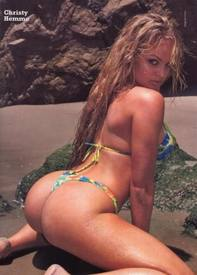 What christy hemme nude pics her please