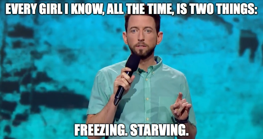 "Neal Brennan - ""Just for Laughs"""