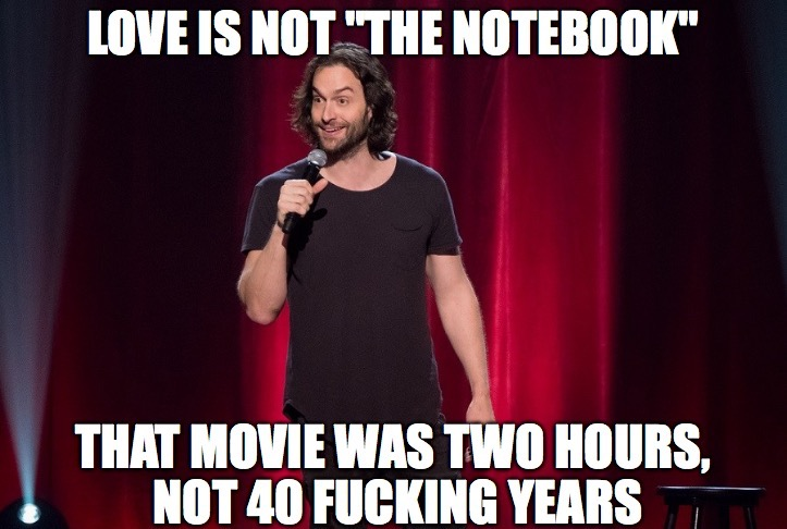 "Chris D'Elia - ""Man on Fire"""