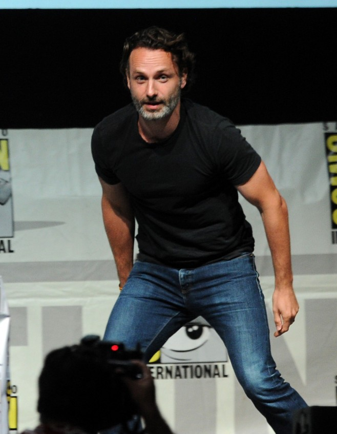 Comic-Con 2013: The Walking Dead Panel