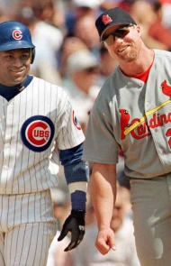 The Home Run Chase Of '98: McGwire vs. Sosa