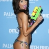 'Teen Mom' star Farrah Abraham celebrates her birthday at Ditch Fridays at the Palms Pool & Dayclub within the Palms Casino Resort Featuring: Farrah Abraham Where: Las Vegas, Nevada, United States When: 29 May 2015 Credit: Judy Eddy/WENN.com
