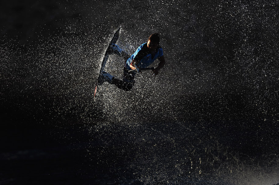 2nd Asian Beach Games - Day 8: Waterski