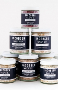Salt of the Month Club by Jacobsen Salt