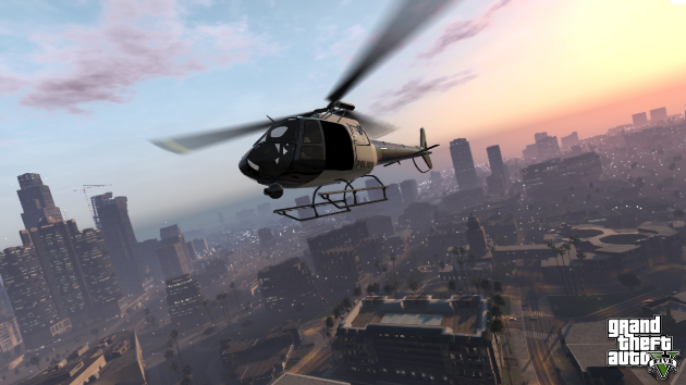 Grand Theft Auto V Screenshots 01