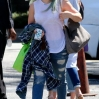 Hilary Duff arriving at a dance studio in West Hollywood Featuring: Hilary Duff Where: West Hollywood, California, United States When: 08 Apr 2015 Credit: WENN.com