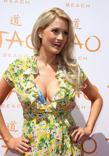 2013 Tao Beach season grand opening, held at Tao Beach inside the Ventetian Hotel and Casino Featuring: Holly Madison Where: Las Vegas, NV, United States When: 04 May 2013 Credit: Judy Eddy/WENN.com