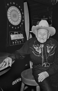 """Henry Horenstein: Honky Tonk: Portraits of Country Music"" Exhibit at the Newport Art Museum"