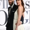 Fifty Shades Of Grey UK film premiere held at the Odeon Leicester Square - Arrivals Featuring: Dakota Johnson, Jamie Dornan Where: London, United Kingdom When: 12 Feb 2015 Credit: Lia Toby/WENN.com