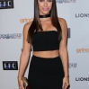 Actress Jessica Lowndes arrives at the special screening of Lionsgate Films'