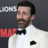 Celebirites attend the AMC celebration of the final 7 episodes of 'Mad Men' with the Black & Red Ball at the Dorothy Chandler Pavilion Featuring: Jon Hamm Where: Los Angeles, California, United States When: 26 Mar 2015 Credit: Brian To/WENN.com