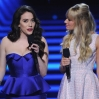 Actress Kat Dennings attends The 40th Annual People's Choice Awards at Nokia Theatre L.A. Live