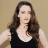 Kat Dennings arrives at the 2013 Television Critic Association's Summer Press Tour