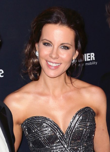 Actress Kate Beckinsale attends The Weinstein Company's 2014 Golden Globe Awards After Party