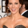 Actress Kate Beckinsale attends the 71st Annual Golden Globe Awards