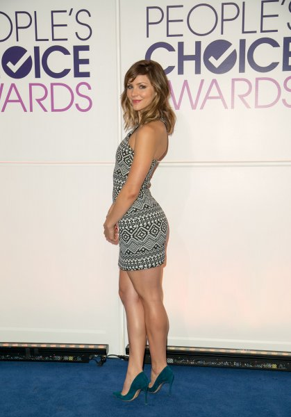 Celebrities attend People's Choice Awards 2015 Nominations Press Conference at The Paley Center for Media. Featuring: Katherine McPhee Where: Los Angeles, California, United States When: 04 Nov 2014 Credit: Brian To/WENN.com