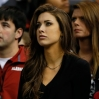 Katherine Webb attends the Alabama Crimson Tide against the Oklahoma Sooners game during the Allstate Sugar Bowl at the Mercedes-Benz Superdome on January 2, 2014 in New Orleans