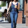 Lucy Hale out and about in Studio City Featuring: Lucy Hale Where: Los Angeles, California, United States When: 12 Feb 2015 Credit: WENN.com