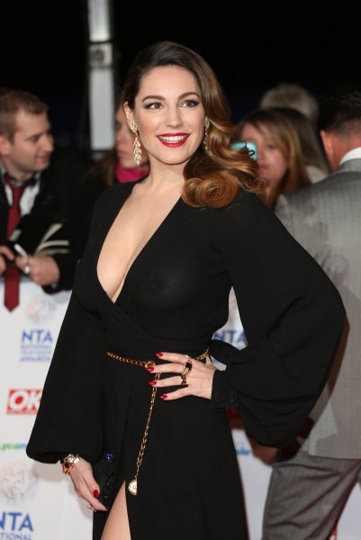 The National Television Awards 2014 (NTA's) held at the O2 Arena - Arrivals