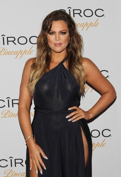 Ciroc Pineapple hosts French Montana's birthday party celebration - Arrivals Featuring: Khloé Kardashian Where: Bel Air, California, United States When: 09 Nov 2014 Credit: FayesVision/WENN.com