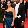 """Kim Kardashian and Kanye West attend the """"Charles James: Beyond Fashion"""" Costume Institute Gala"""