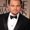 Leonardo DiCaprio arrives at the 69th Annual Golden Globe Awards at The Beverly Hilton hotel on January 15, 2012