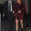 Lindsay Lohan leaves the Playhouse Theatre after performing on stage in 'Speed-the-Plow' Featuring: Lindsay Lohan Where: London, United Kingdom When: 23 Oct 2014 Credit: WENN.com