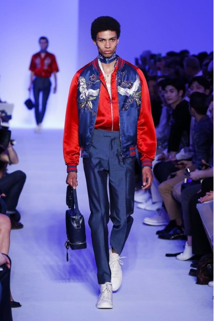 Louis Vuitton S/S 2016 - Paris Collections, Men