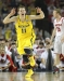 3. The Canadian three-point master also joined in on the fun. Michigan led by as much as 12 in the first half.
