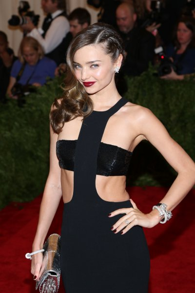 Miranda Kerr 'PUNK: Chaos to Couture'