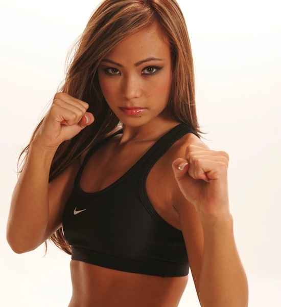 Michelle Waterson, Michelle Waterson sexy photos, hot models, sexy MMA girl